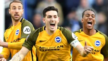 millwall 2-2 brighton (pens 4-5): brighton into fa cup semi-finals on penalties