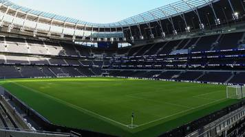 tottenham to play crystal palace in first game at new stadium