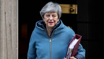 Theresa May Implores Parliament To Pass Brexit Deal