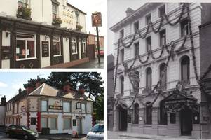 pubs we have loved and lost in burton