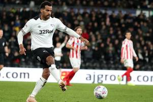 tom huddlestone reveals what derby county players will be doing during break