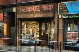Remembering The Model Shop - nostalgic pictures inside the Aladdin's cave of Ferensway