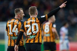 make the most of history boy jarrod bowen because his hull city days are surely numbered