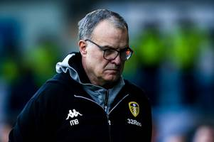 Former Leeds United star concerned over Bielsa's future; West Bromwich Albion close in on manager; Birmingham City star open to move