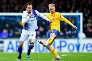 graham coughlan has helped bristol rovers fans find their voice as defence holds firm against charlton athletic - talking points