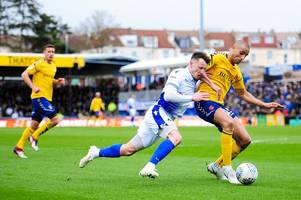 'it was part of my blueprint' - everything graham coughlan said after bristol rovers' draw with charlton athletic