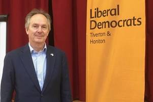 nhs being failed by political intent claims tiverton & honiton lib dem candidate