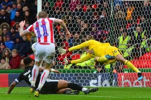 will we ever see a goal again? stoke city fans lament another 0-0 draw
