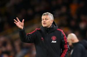 Ole Gunnar Solskjaer reveals what he told Manchester United players after Wolves defeat