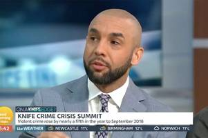 GMB weatherman Alex Beresford's cousin killed days after knife crime plea