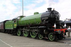 A vintage steam train is set to pass through Essex next weekend - and this is where you can see it