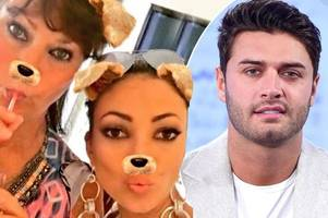 Sophie Gradon's mother sends heartfelt message to Mike Thalassitis' family: 'I'm walking the same road'