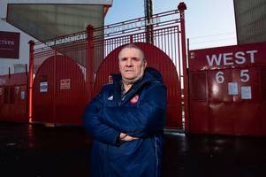 cocaine use in stadiums is 'rife' and 'war on drugs has long been lost' says angry hamilton accies chief