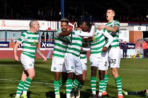 Dundee 0 Celtic 1 as Odsonne Edouard's last gasp goal edges Hoops closer to title - 3 talking points