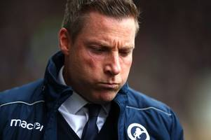 neil harris transcript: every word on david martin, the red card & millwall's defeat in fa cup