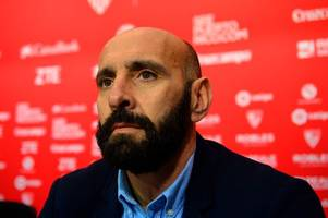 'overmars will be back home soon' - these arsenal fans respond as monchi makes return to sevilla