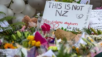 christchurch shootings: mosque attacks leave city in shock