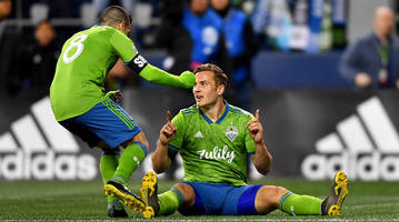 mls recap: sounders, red bulls and impact win lopsided games during goal-filled saturday