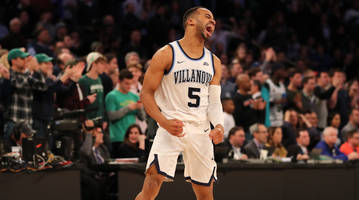 villanova captures big east title behind the senior leadership of phil booth and eric paschall