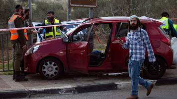 israeli soldier and rabbi killed in west bank attack