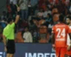 isl 2018-19 final: ahmed jahouh's sending off resulted in a heartbreak for fc goa