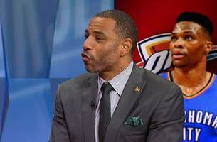 kenyon martin defends russell westbrook's on-court actions and leadership