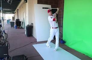 go behind the scenes of angels media day