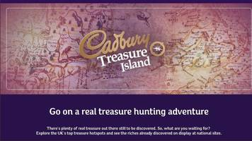 'stupid' cadbury treasure hunt ad withdrawn after complaints