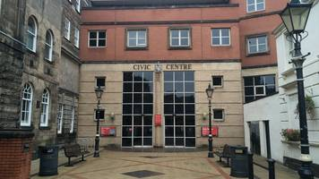 children 'not protected' by stoke-on-trent city council
