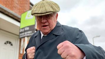 fergus wilson: hundreds face eviction as landlord sells property empire