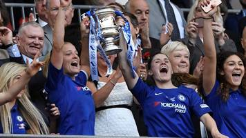 man city face chelsea in women's fa cup semis
