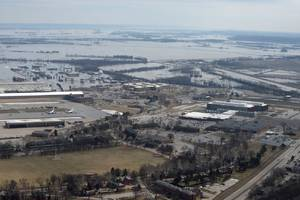 nebraska flooding shows (again) how extreme weather can threaten national security