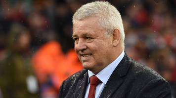 'we've got a very special group of players' - gatland backs wales to win world cup