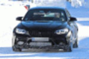 2020 bmw m2 cs spy shots