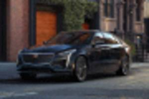 cadillac ct6-v will die another day, brand bumps starting price