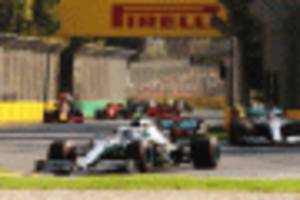 valtteri bottas brings home the win at 2019 formula 1 australian grand prix