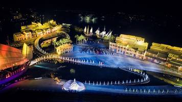 gami theme park's hoi an memories show attracts 500,000 visitors within a year, planning to increase show times to accommodate the soaring demand