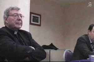 cardinal george pell's police interview in rome