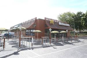 drug user to pay mcdonald's £30 after loitering outside clifton restaurant