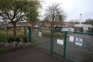 former sherwood academy will be demolished and sold to developers