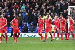 nottingham forest have 'thrown too many points away' in race for top six