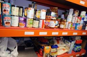woman lives off foodbank parcel for a week - and she has now revealed the harsh reality