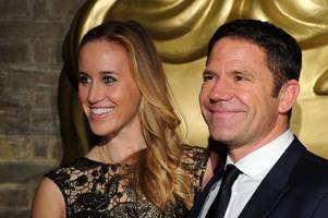 helen glover and steve backshall would 'love more children'