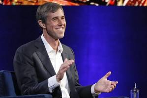 beto o'rourke says he raised $6.1m online in 1st 24 hours