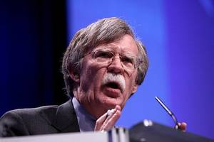 bolton blasts turkey for maintaining 'very bad' relations with israel
