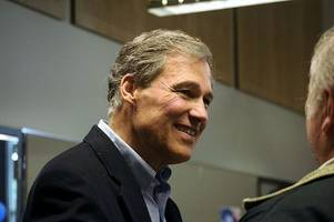 'one chance at survival': jay inslee is running for president to fight climate change