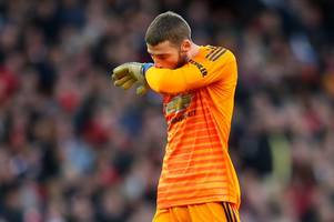 david de gea on real madrid's radar amid manchester united contract stand-off
