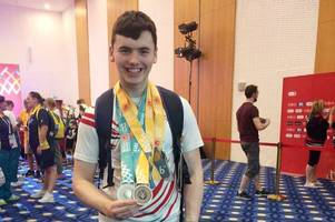 gymnast bullied at school does scotland proud by winning at special olympics