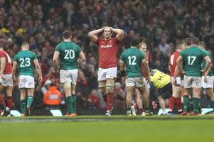 irish pundit accuses wales of illegal tactics and 'doing nothing' as he claims ireland would win if they played again soon