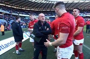 'madness!' people really can't understand why wales don't want shaun edwards anymore
